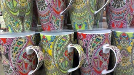 Pretty mugs!