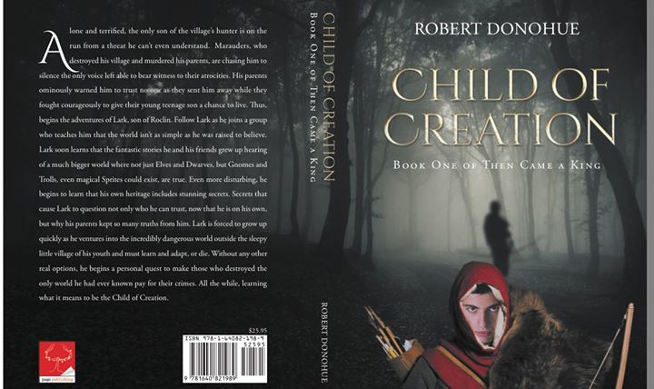 Fantasy Novel Explores Magical World with No Limitations