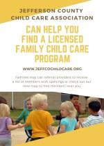 Jefferson County Child Care Association