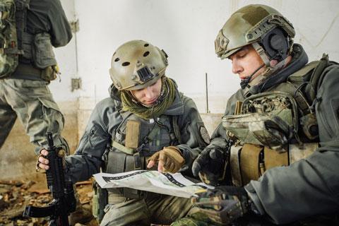 Training for Military Veterans