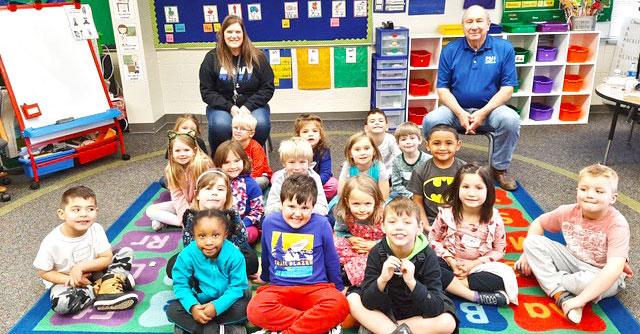Junior Achievement in the Classroom