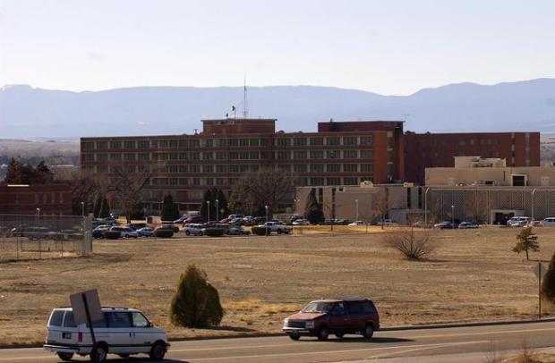 The Colorado Mental Health Institute in Pueblo.
