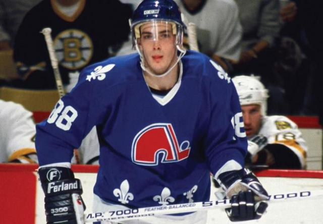 """Avalanche """"Nordiques"""" jersey could be in the works for 25th anniversary  season, according to report – The Denver Post"""