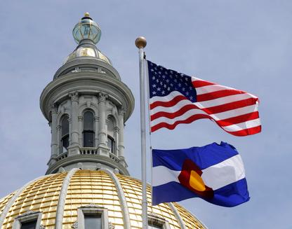Colorado Capitol Dome