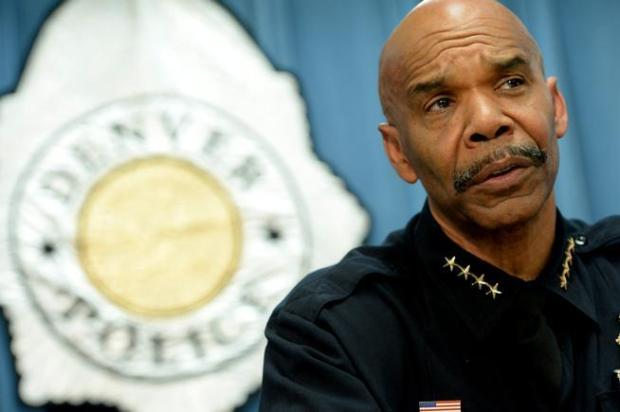 Denver Police Chief Robert White. (Denver Post file)
