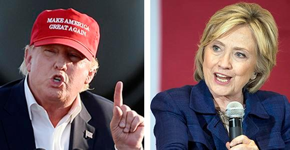 The first presidential debate between Donald Trump and Hillary Clinton will be next Monday evening.