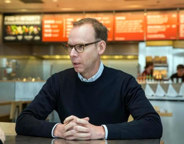 Chipotle founder and CEO Steve Ells earned $13.8 million in 2015.