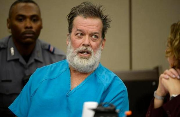 Colorado Springs Planned Parenthood Shooter Incompetent