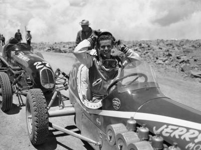 "Colorado Classics: Bobby Unser ""King"" Of Pikes Peak Hill Climb – The Denver  Post"