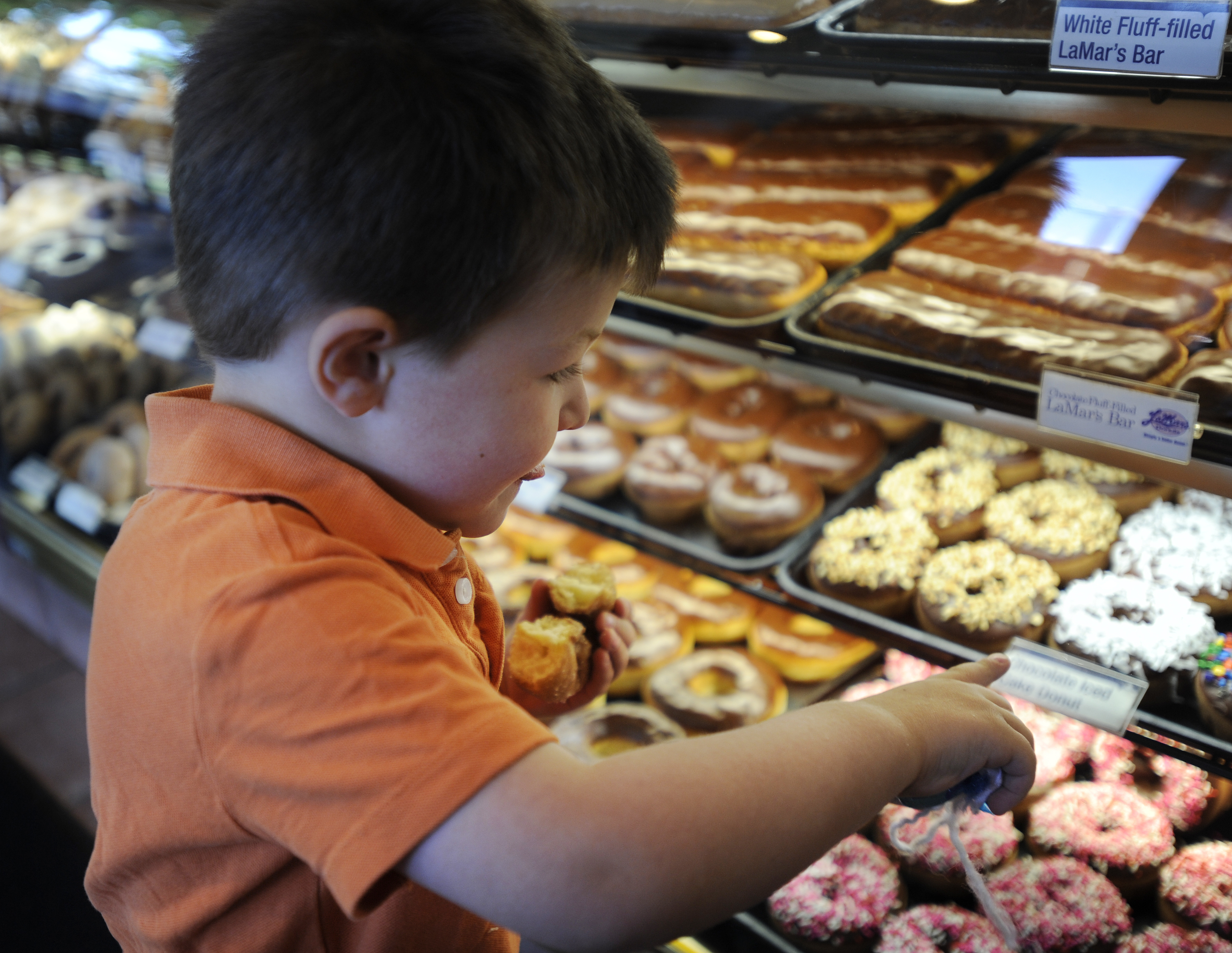 Free donuts this Friday? Yes, please
