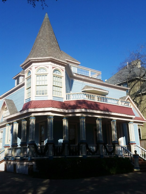 Sara's Inn, a bed and breakfast in Houston.