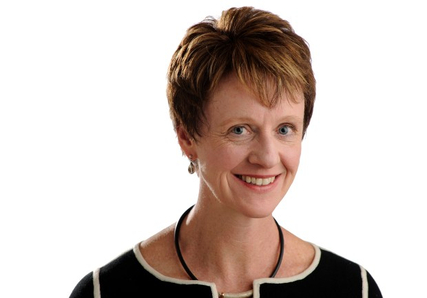 Lee Ann Colacioppo, editor of The Denver Post