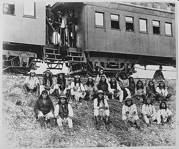 Regional Nonfiction Books Look At Rough Riders Apaches