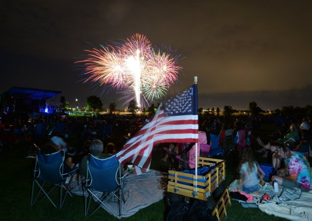 4th Of July Guide 21 Places To See Fireworks Along The Front Range