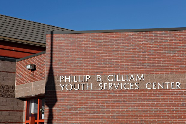 DENVER, CO - March 15: The Phillip B. Gilliam Youth Services Center, the oldest state operated detention center in Colorado, houses an elementary, middle and high school for students aged 10-18 seen on March 15, 2016 in Denver, Colorado. (Photo by Katie Wood/The Denver Post)