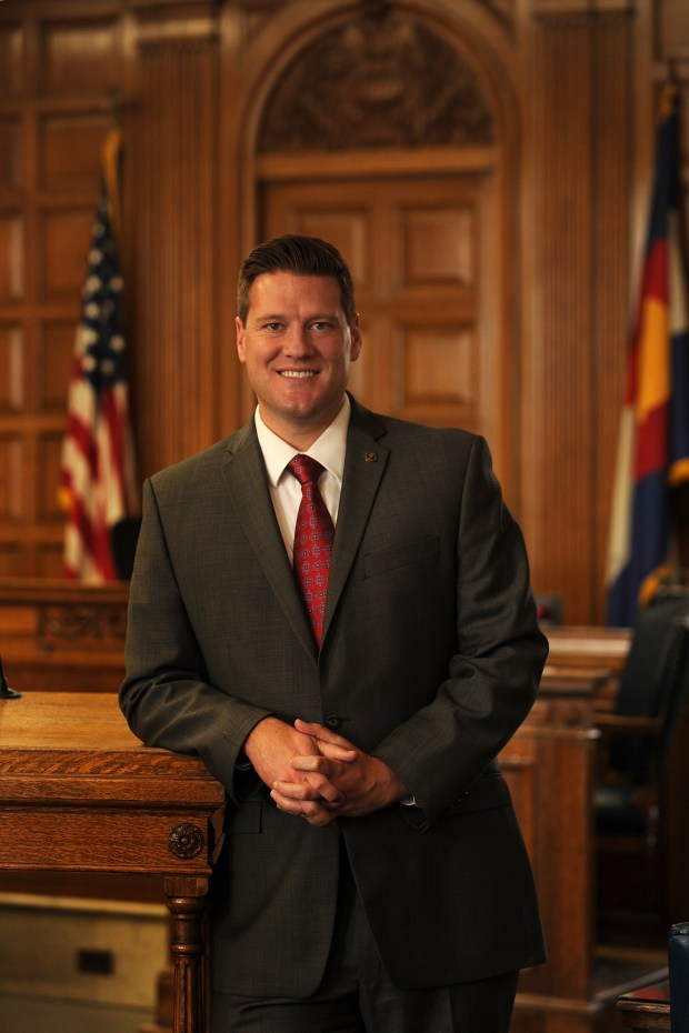 Kenneth Boyd is looking to secure the Democratic nomination for Denver District Attorney.