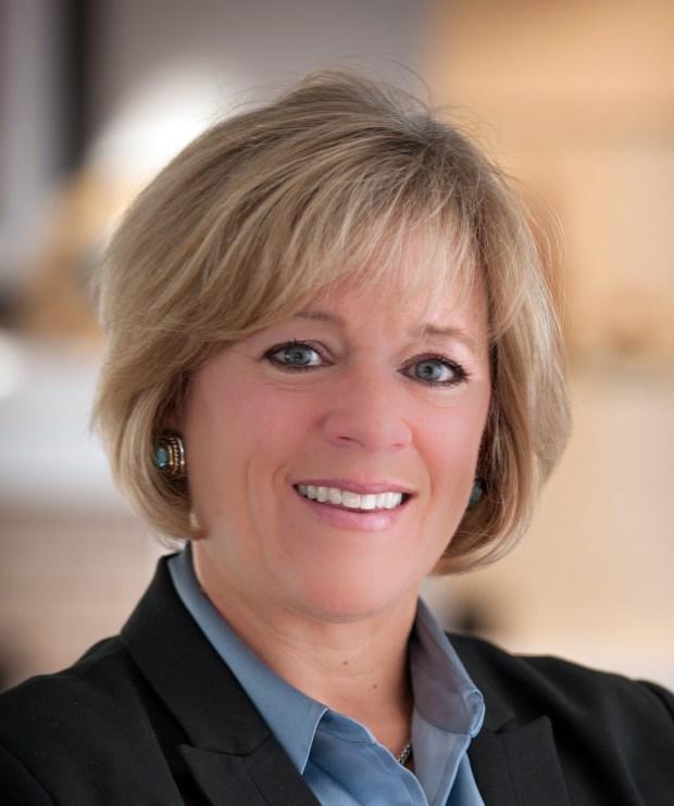 Lauren Sveen, president of Mom Corps. Denver.