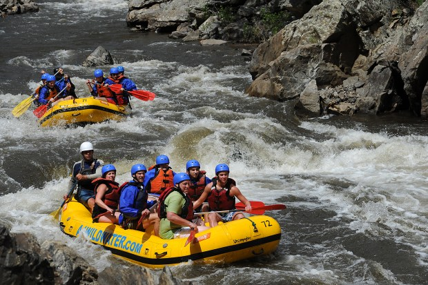 should the rafting industry be subject to greater regulation 3 letters