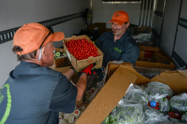 Denver nonprofit keeps food out of the trash and feeds the hungry