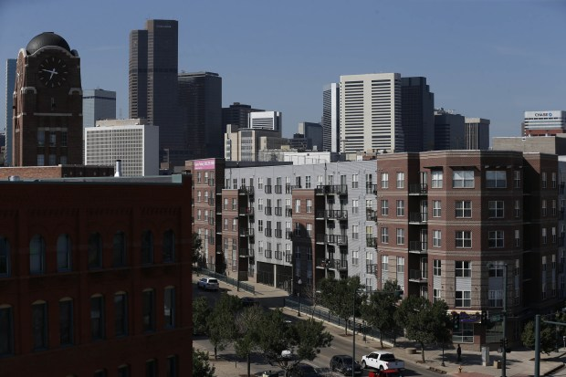 Rent is up in Denver — but not as much as in Colorado ...