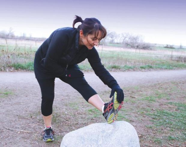 Laurie Armijo's asthma is now well controlled, allowing her to be as active as she likes. (Courtesy MediaSource)