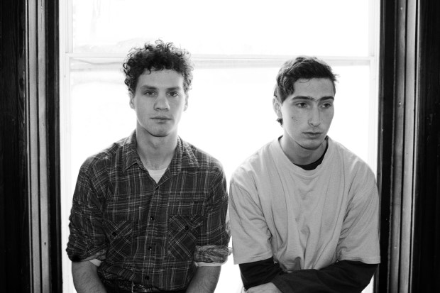 Whitney (left to right: Max Kakacek and Julien Ehrlich) was born from lost musicians and relationships. Photo: Sandy Kim.