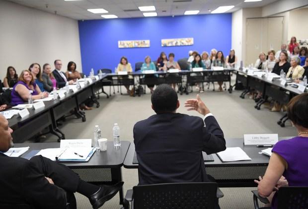 U.S. Education Secretary John King visits Denver