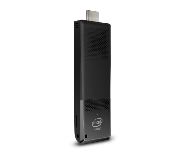 Intel's petite computer, the Compute Stick.