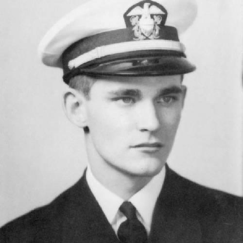 Ensign John Charles England