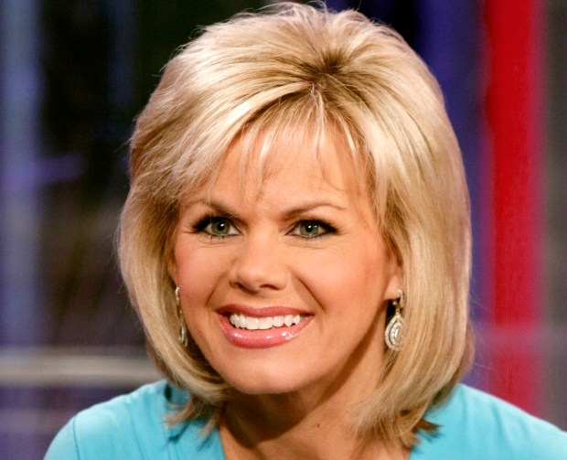 "In this May 18, 2010, file photo, TV personality Gretchen Carlson appears on the set of ""Fox & Friends"" in New York. Former Fox News Channel anchor Carlson has settled her sexual harassment lawsuit against Roger Ailes, the case that led to the downfall of Fox's chief executive, according to a statement released Tuesday, Sept. 6, 2016, by Fox parent company 21st Century."