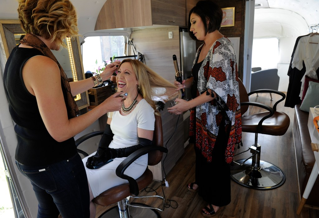 The Ember Hairstream The Salon That Comes To You The