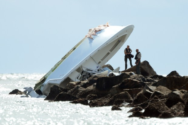 Jose Fernandez killed in boat crash