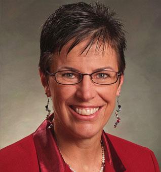 Colorado Sen. Laura Woods, a Republican.