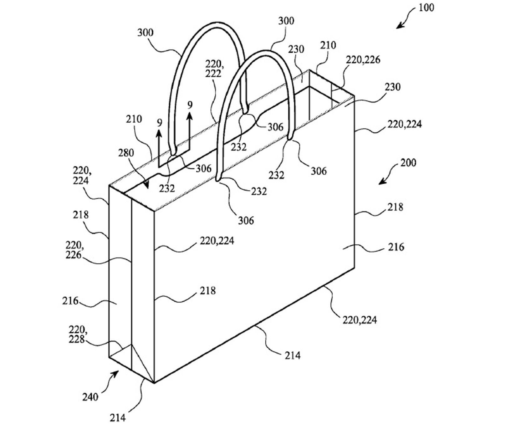 The iBag? Apple follows iPhone 7 with patent for paper bag