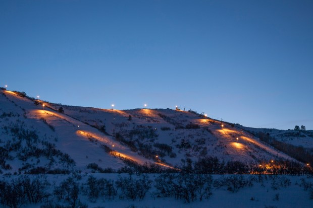 Hesperus ski area, 11 miles west of Durango, has been acquired by Purgatory ski area owner James Coleman. Photo Special to The Denver Post by Scott DW Smith.