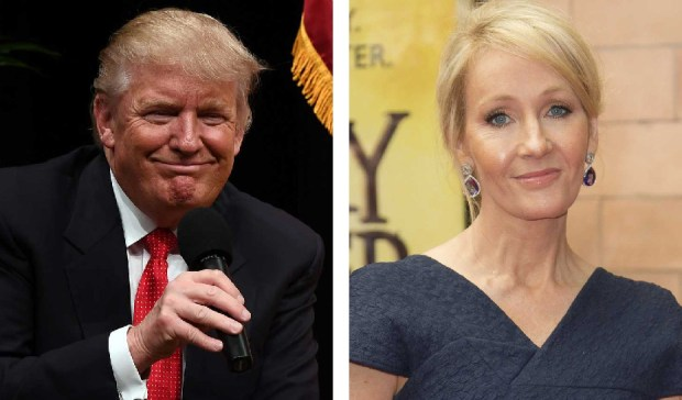If you admire a good story, fine, but why hire an amateur like Donald Trump? Why not J.K. Rowling, who gave us Harry Potter?