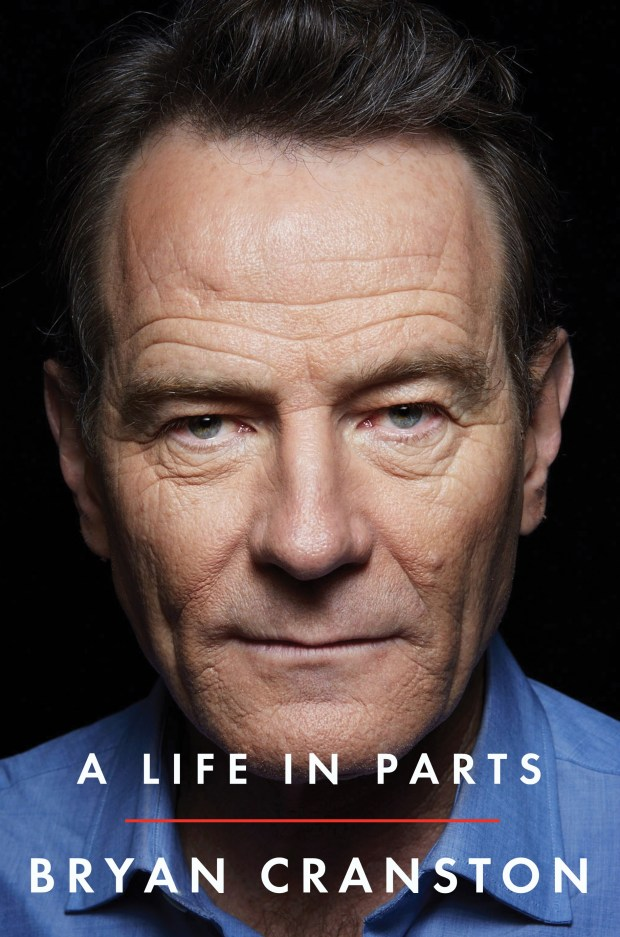 "Actor Bryan Cranston's new memoir ""A Life in Parts"" brings him to the Alamo Drafthouse Littleton on Oct. 17 for a live Q&A, in conjunction with the Tattered Cover."