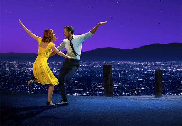 "Emma Stone and Ryan Gosling in a scene from ""La La Land,"" which will open the 39th Denver Film Festival on Nov. 2."