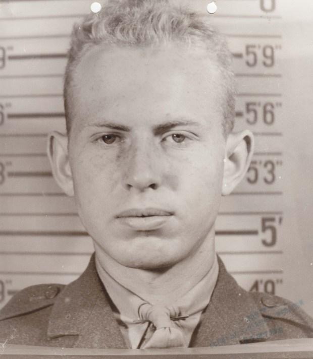 Marine Pfc. Ronald W. Vosmer