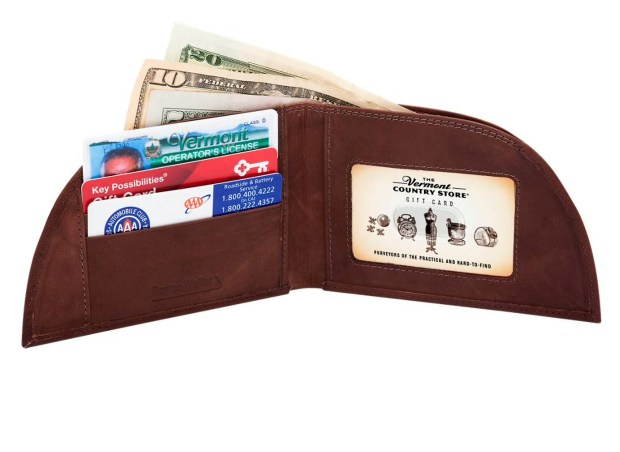 Rogue Industries Front Pocket Wallet.