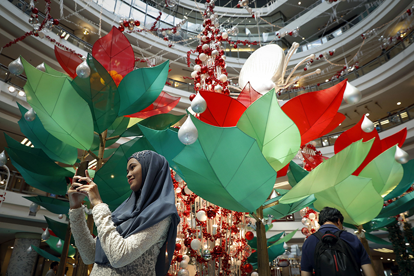 Most Muslims celebrate Christmas with their Christian brethren