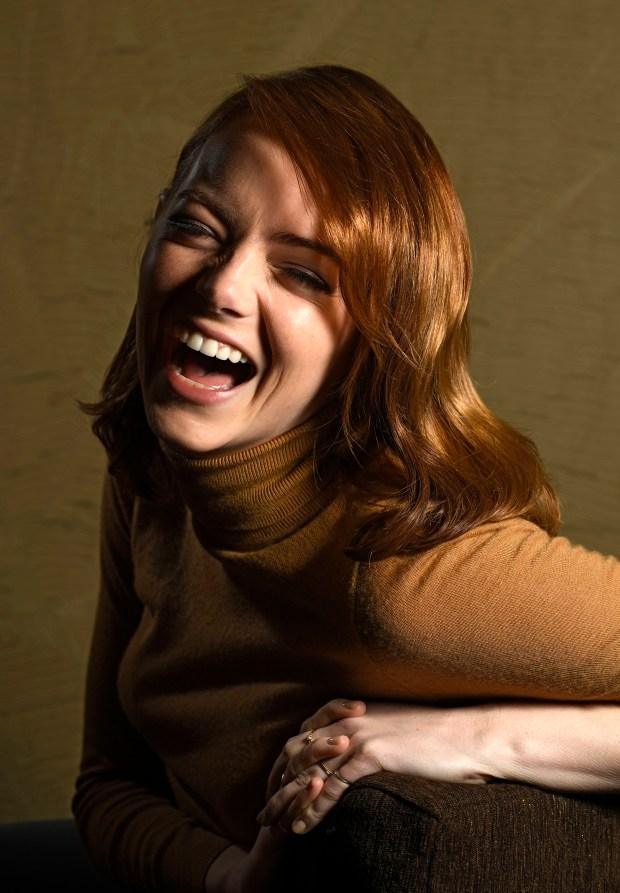 Emma Stone Denver