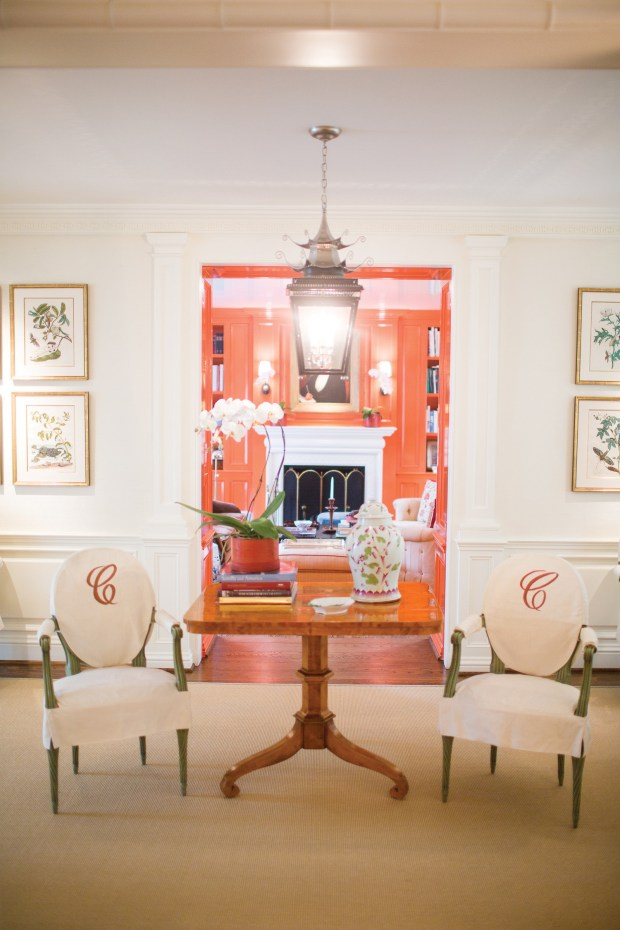 Monograms, whether in the home, or on accessories, are classic, timeless, custom and elegant.