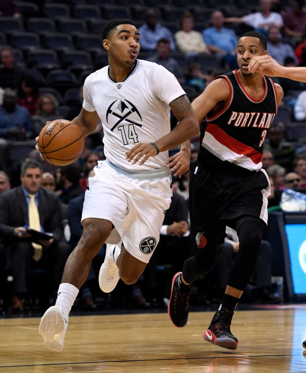 Denver Nuggets Guards: New-look Nuggets Thump Trail Blazers As Gary Harris Scores
