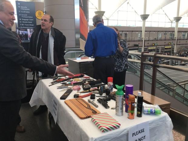 Denver International Airport still ranks 5th for TSA gun seizures