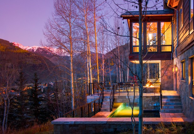 The record-breaking sale of the 11,509-square foot, seven bedroom, eight bath ski-in, ski-out property on the site of an original 1962 Vail homestead, closed in January.