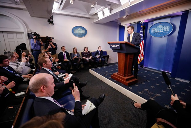 White House press secretary Josh Earnest concludes his final daily press briefing Tuesday.