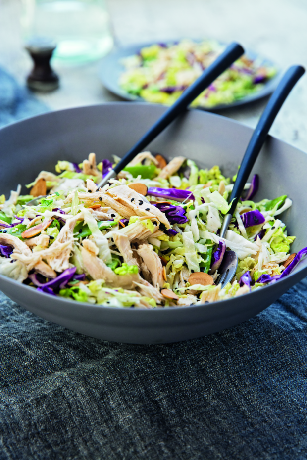 The Whole30 Asian Sesame Chicken Salad Recipe The Denver Post