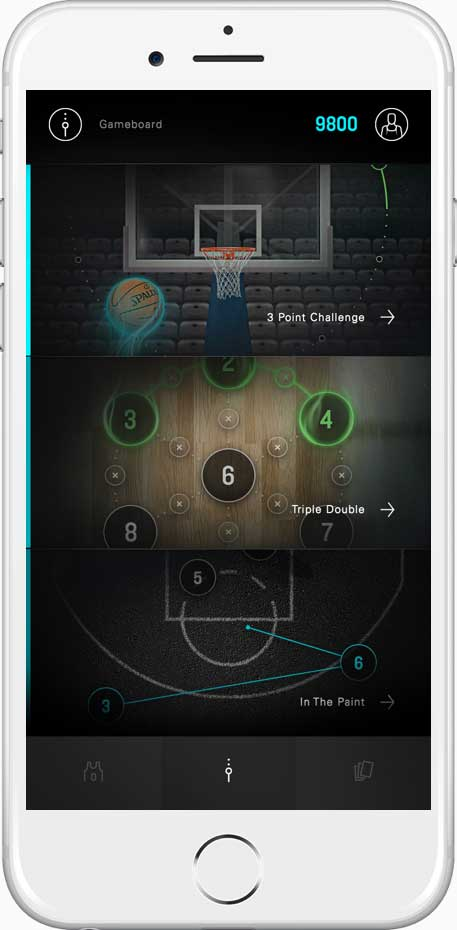 3-point challenges and triple doubles all led Learn Fresh to one thing: A mobile app to help youth learn about math. Its NBA Math Hoops game uses real NBA and WBNA stats to trick kids into understanding math.