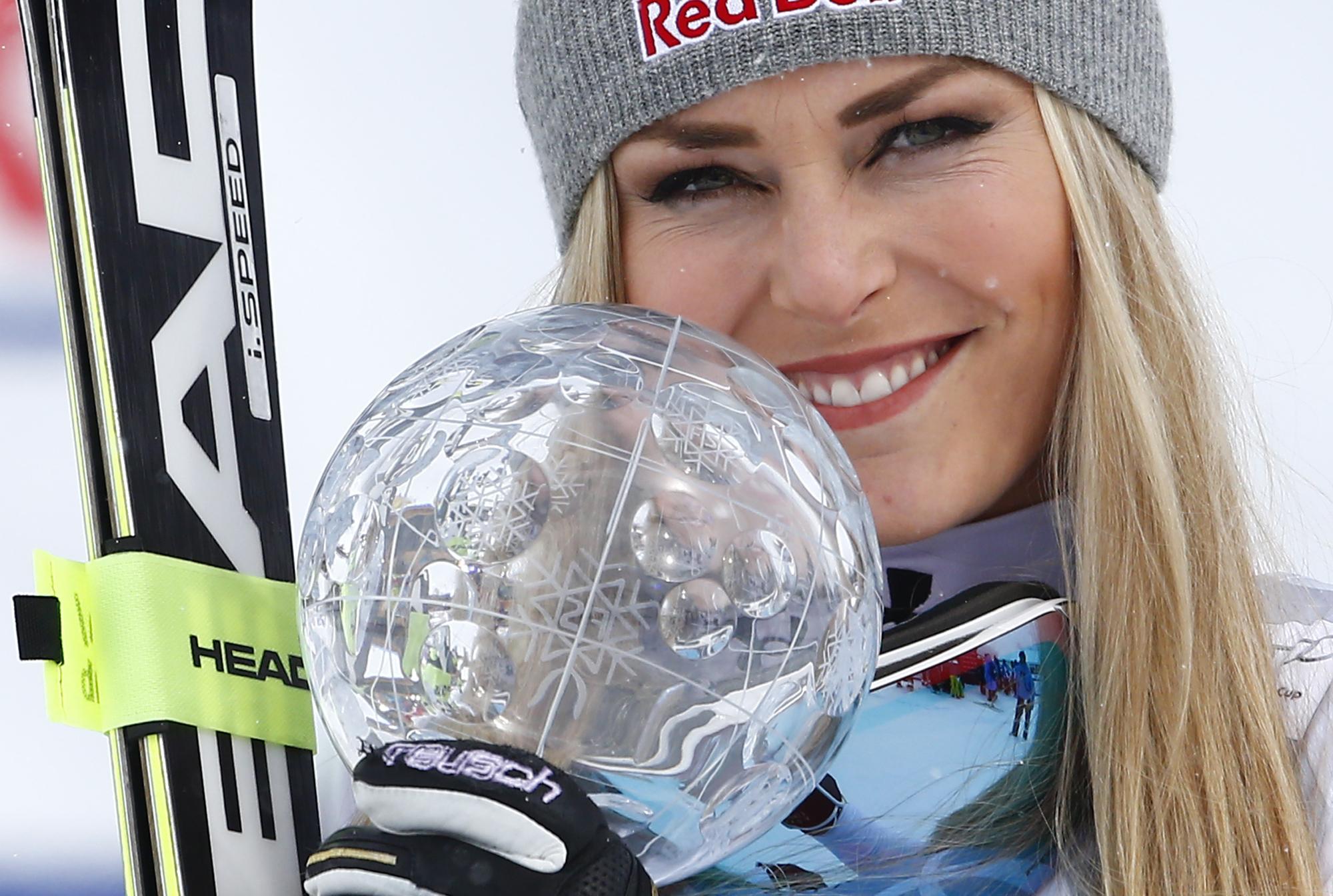 Lindsey Vonn (Sports All-Stars)